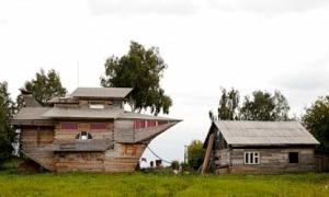 Ngôi nhà 'trong mơ' của miền Trung nước lũ