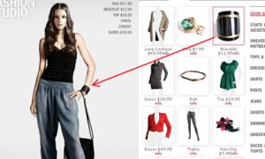 Mách nhỏ trang web mix đồ cho ai mê làm stylist