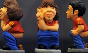 'Hội thi đi toilet' của các cầu thủ