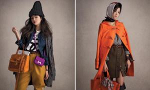 Style biến hoá chóng mặt của một shopaholic