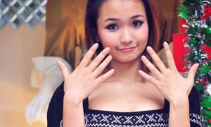 Giúp hot girl wushu Mai Phương dự tiệc nào!