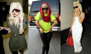 Những trang phục 'hiền lành' nhất của Lady GaGa