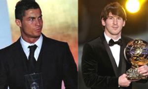 C.Ronaldo 'ganh ghét' với Messi?