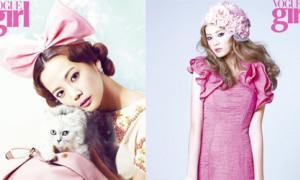 Dàn mỹ nữ Hàn đồng loạt 'đọ' sắc