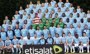 'Messi, Rooney, Ronaldo, Drogba là cầu thủ của Man City'