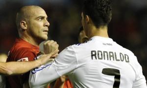 C.Ronaldo bị dọa đánh vỡ mồm