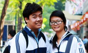 Teen 12 không nao núng trước môn thi tốt nghiệp