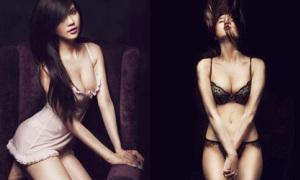 Hình tượng của Ngọc Trinh là hotgirl trong sáng