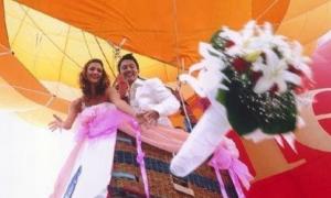 Đám cưới 'độc' cho 4 mùa xuân-hạ-thu-đông