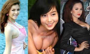 Những vòng một 'quá đà' của người đẹp Việt