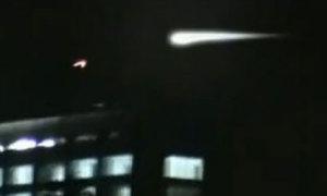 Cư dân mạng xôn xao clip UFO tại TPHCM