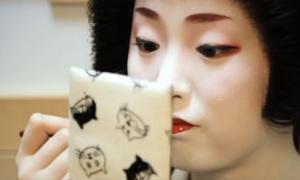 Khám phá một ngày của Geisha