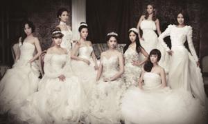 Ai mặc váy cưới đẹp nhất SNSD