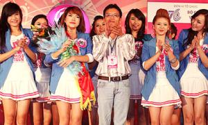 Yến My 'soán' giải nhất tài năng ca sỹ Miss Teen