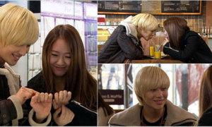 Krystal f(x) 'hẹn hò' Tae Min SHINee