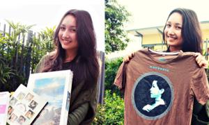 Hà Nội: Quà cực kỳ cool của Anna Trương