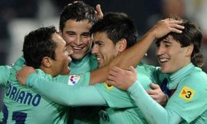 Barcelona chơi fair-play nhất Tây Ban Nha