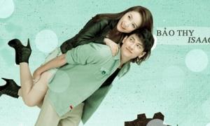 Poster 'tình yêu xanh rì' của bạn Đoàn Thu Ninh