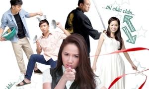 Bảo Thy ra dáng 'đàn chị' trong poster của Nguyễn Bảo Tuấn