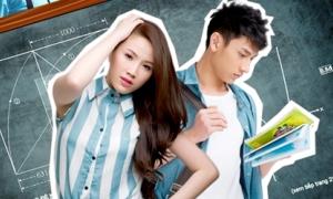 Poster đầy màu sắc tuổi học trò của bạn Lê Thị Ánh Tuyết