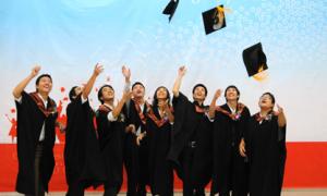 Đếm lại những lần đã được tốt nghiệp