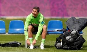 Cười rần rần với những khoảnh khắc đáng yêu tại Euro 2012