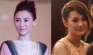 'Người đẹp ngực khủng' lép vế trước Trương Bá Chi