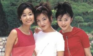 Ảnh hậu trường hiếm có 'Hoàn Châu cách cách' 1997