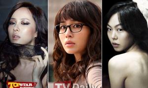 6 'nữ hoàng phòng vé' mới xứ Hàn