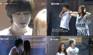 Yun Ho (DBSK) kết đôi BoA đầy hoàn hảo