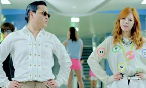 Gangnam Style 'hot' nhất trên mạng năm nay