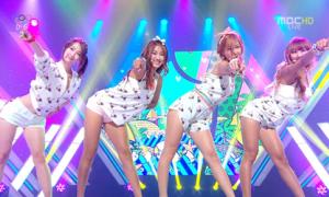 MBC chỉ thích 'bàn tọa' của Sistar