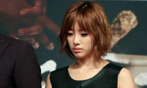 Eun Jung không tự rút mà bị đuổi khỏi 'Five Fingers'