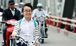 Teen Hà Thành háo hức đón gió lạnh đầu mùa