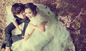Huyền Lizze lên tiếng về bộ ảnh cưới