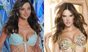 Bản tin: Victoria's Secret lại trao 'báu vật' cho gái mới đẻ