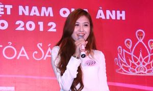 Thí sinh Hoa hậu ảnh đua tài tranh vé vào Chung kết