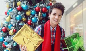 Đăng Khôi tặng fan MV Giáng sinh ngọt ngào