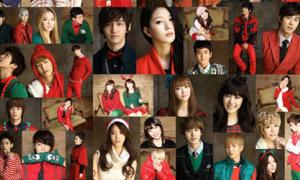 Playlist Kpop rộn ràng ngày Giáng Sinh