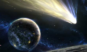 Sao chổi sáng hơn trăng rằm đến 'thăm' trái đất năm 2013