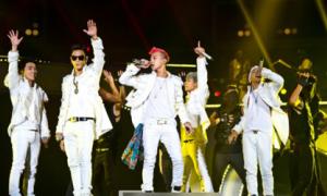 Big Bang tập trung 'đá lẻ' sau world tour