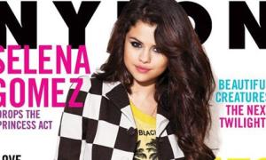 Bản tin: Selena Gomez đáng yêu như kẹo ngọt cầu vồng
