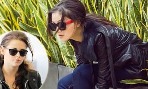 Cùng Hye Trần mix đồ hiện đại giống Kristen Stewart