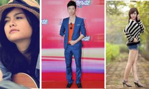 Ca sĩ, hot girl trường Phan Huy Chú