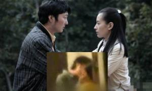 Đổng Khiết lộ clip ôm hôn 'người tình'