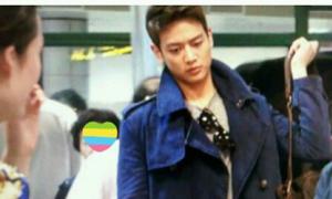 Min Ho (SHINee) lên đường về Hàn Quốc