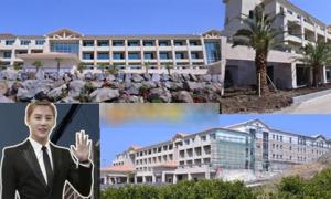 Toàn cảnh khách sạn trị giá 282 tỷ của Jun Su JYJ