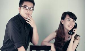 5 cặp đôi đẹp nhất trường Phan Đình Phùng