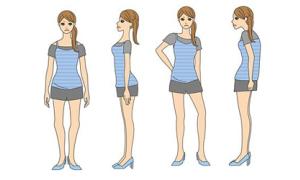 Tư thế đứng chuẩn, giúp giảm béo tăng tuổi thọ