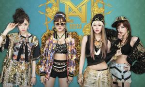 T-ara N4 'nhá hàng' phong cách hiphop sắc sảo